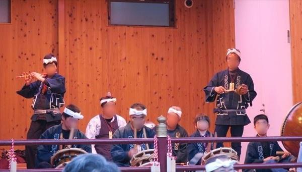 秩父夜祭-屋台囃子