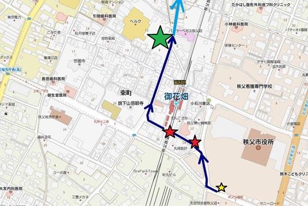 秩父夜祭-Map-3
