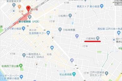新小岩 八坂神社01