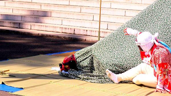 獅子舞 福島 福田十二神楽 12