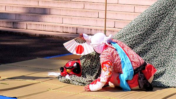 獅子舞 福島 福田十二神楽 14