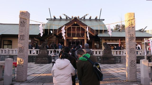 南千住 石浜神社