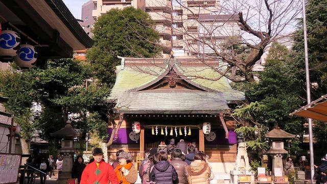 豊島区大塚 天祖神社