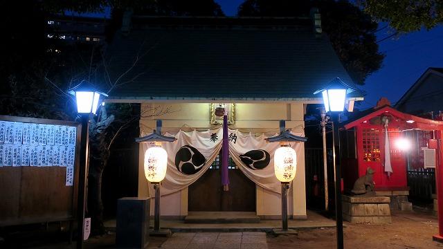 墨田区立花 吾嬬神社