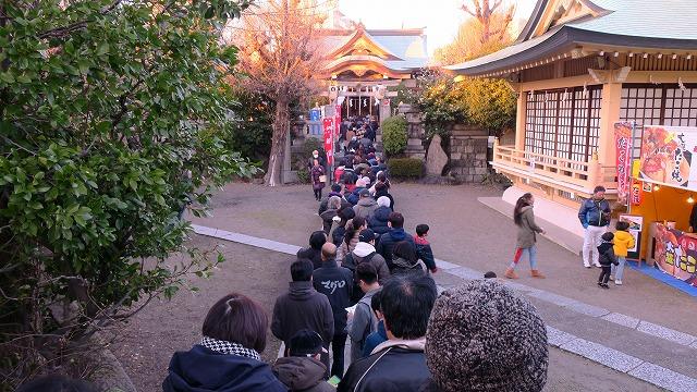 墨田区 東向島 白髭神社