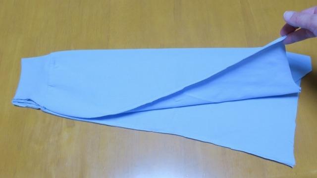 AIRism エアリズム で涼感マスク作り 3