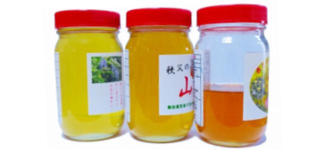 秩父 横瀬 武甲養蜂場 蜂蜜 横