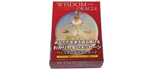 ウィズダム オラクルカード WISDOM for the ORACLECARD