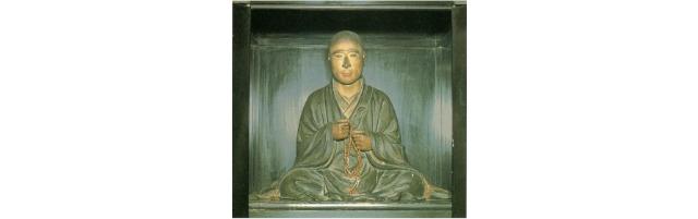 高山寺 明恵上人座像