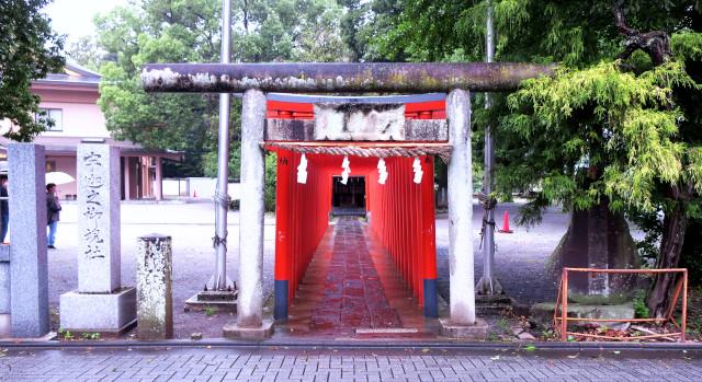 箭弓稲荷神社 別社