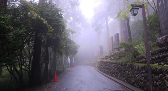 三峯神社 正参道