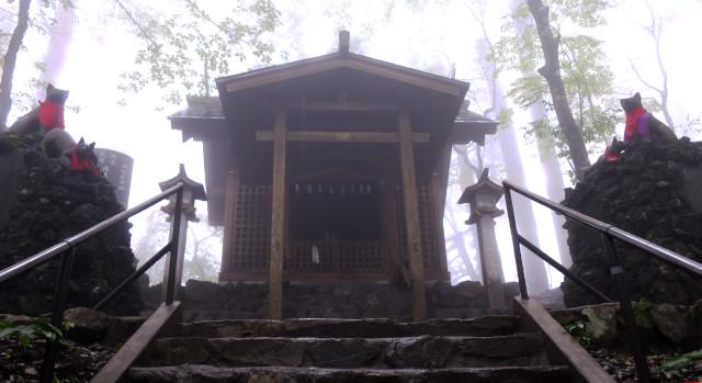 三峯神社 御仮屋