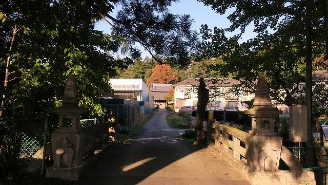 秩父路 徒歩 7km 広見寺 橋