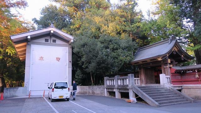 秩父路 徒歩 7km 秩父神社 夜祭 本町 屋台収納庫