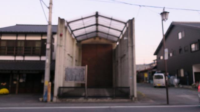 秩父路 徒歩 7km 本町 屋台収納庫