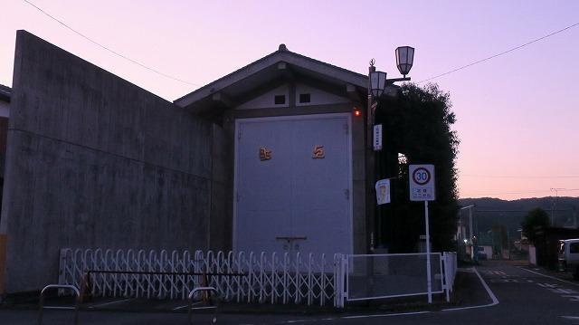秩父路 徒歩 7km 上町 屋台収納庫