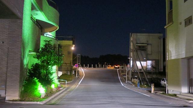秩父夜祭 夜の団子坂 1