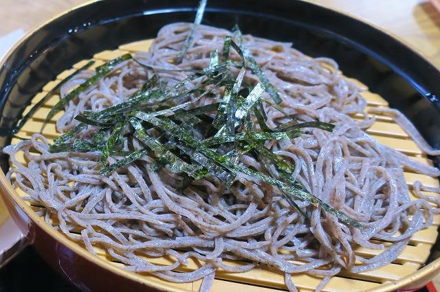 秩父 蕎麦 入船 山くるみ蕎麦 2